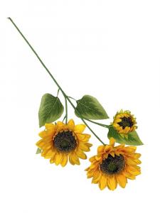 Słonecznik XL 85 cm żółty